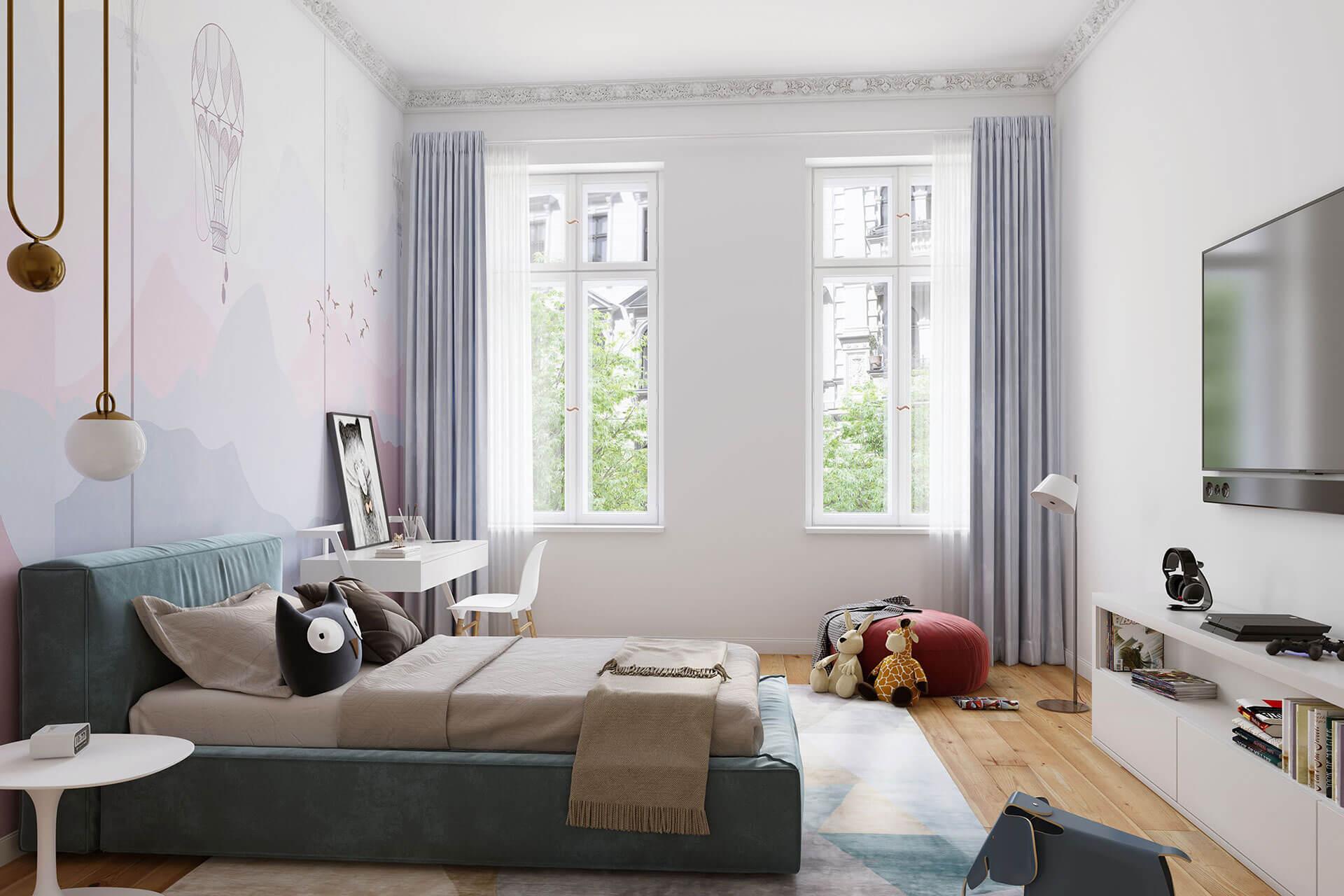 Rented apartment3 rooms